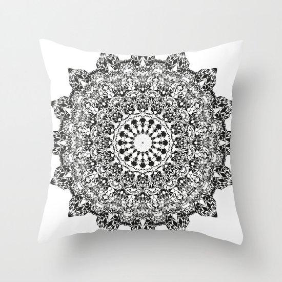 Year Zero Throw Pillow