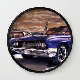 Buick Invicta  Wall Clock