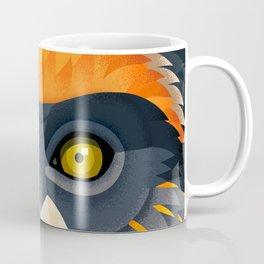 De Brazza Moneky Coffee Mug