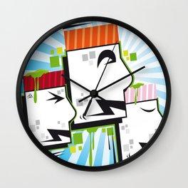 Sushi MrHenk Wall Clock