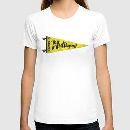 Hufflepuff 1948 Vintage Pennant T-shirt