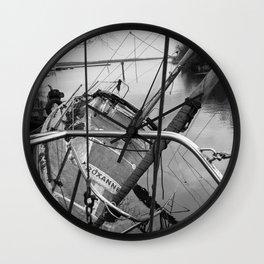 Forgotten Adventure Wall Clock