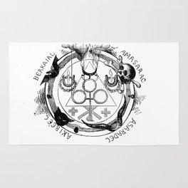 GOËTIC CIRCLE Rug