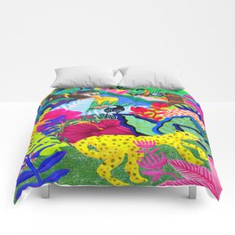 Jungle Party Animals Comforters