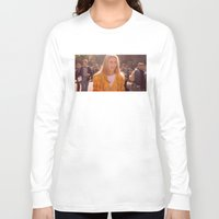 clueless Long Sleeve T-shirts featuring AS IF! by Fashionable