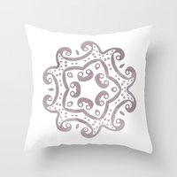 decorative Throw Pillows featuring Decorative by Meredith Washburn