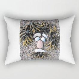 """EPHE""""MER"""" # 241 Rectangular Pillow"""
