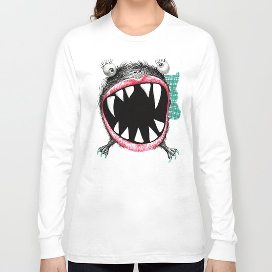 monster girl Long Sleeve T-shirt