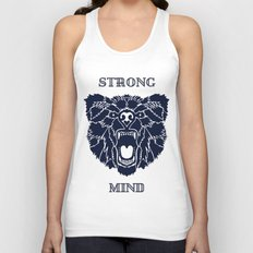 Strong Mind Unisex Tank Top