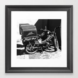 Motobecane Framed Art Print