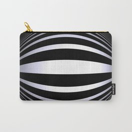 black-and-white -02- Carry-All Pouch