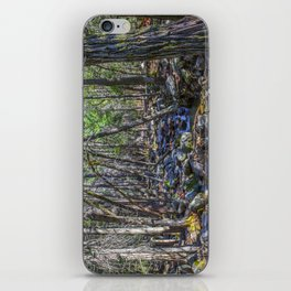 Yosemite Woodland iPhone Skin