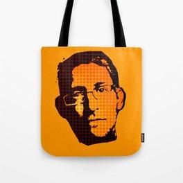 EDWARD SNOWDEN - orange Tote Bag