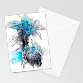 nature inachevee Stationery Cards