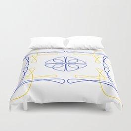 Azulejo Luso Duvet Cover