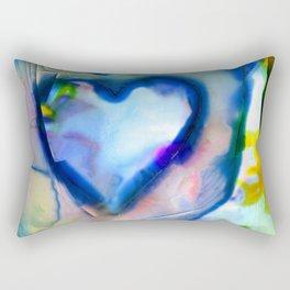 Heart Dreams 4B by Kathy Morton Stanion Rectangular Pillow