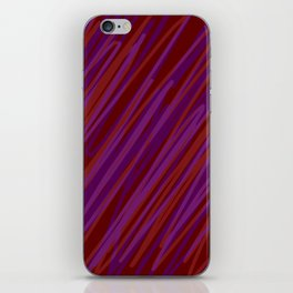 Multipattern iPhone Skin