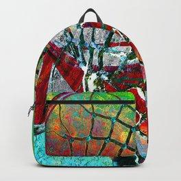 Basketball art print 174 Backpack