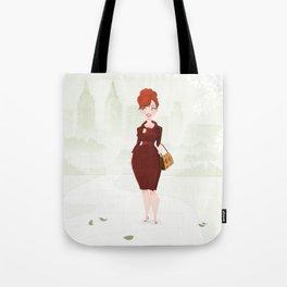 Joan Holloway Tote Bag