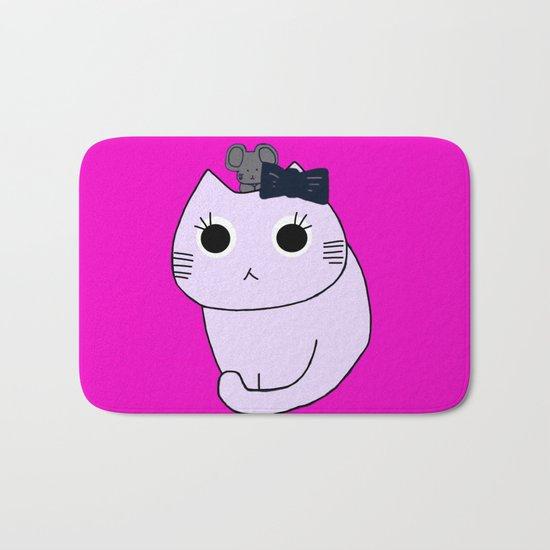 cat-402 Bath Mat