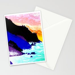 Magiic Mountains Stationery Cards