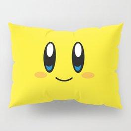 Yellow Powerhouse Pillow Sham