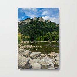 Pieniny Mountains Metal Print