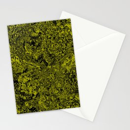 Green and Black Marble #sellart #society6 Stationery Cards