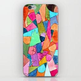 Paul Klee Untitled iPhone Skin
