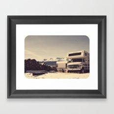 LEADVILLE Framed Art Print