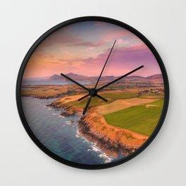 Porth Bryn Gwydd Wall Clock