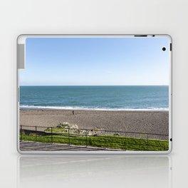 Greystones beach in Ireland Laptop & iPad Skin
