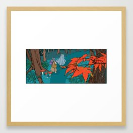 Print No. 1 from Natalie Unseen: The Mouse Queen's Bargain Framed Art Print