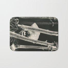 Oyster Boy - tim burton Bath Mat