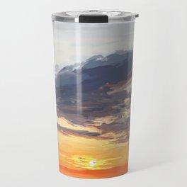 Sunset on the St George River 3 Travel Mug