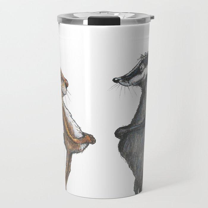 Hare & Badger Travel Mug