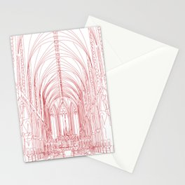 Inside Church Stationery Cards