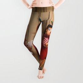Pinocchio Pinocchio Leggings