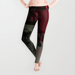 dark drinks Leggings