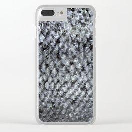 Silver Fish SKIN Clear iPhone Case