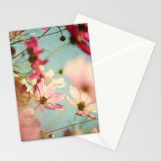 Vintage Cosmos Stationery Cards