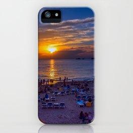 Cala Comte - Ibiza Island - Spain iPhone Case