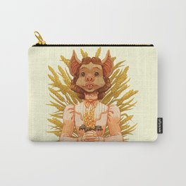 Vampire Bat Girl Carry-All Pouch