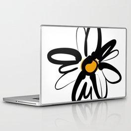 Doodle Daisy Laptop & iPad Skin
