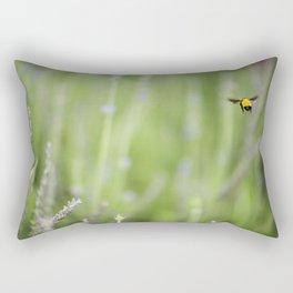 Imposible flight Rectangular Pillow