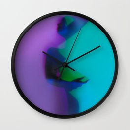 Dare to Dream and Dance Wall Clock