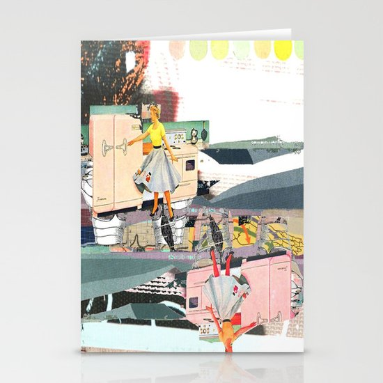 counter culture Stationery Cards