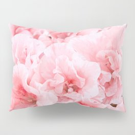 Pink Azalea Flower Dream #2 #floral #decor #art #society6 Pillow Sham