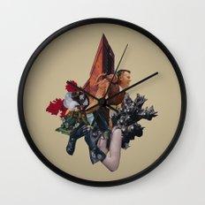 Tequila Diamonds Wall Clock