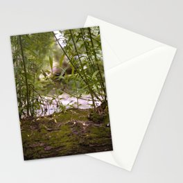 Log Stationery Cards
